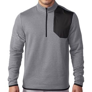 adidas 1/2 zip shirt fleece unisex